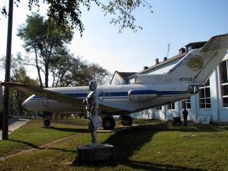 Museum of Flying, Kirovograd